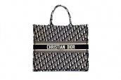 【買取実績】 Christian Dior(クリスチャンディオール) トロッターブックトートバッグ 50-MA-0139:画像1