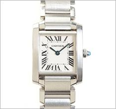 Cartier タンクフランセーズ