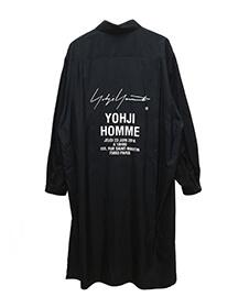 YOHJI YAMAMOTO スタッフシャツ