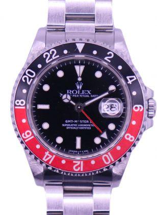 GMTマスターⅡ 16710 赤黒ベゼル