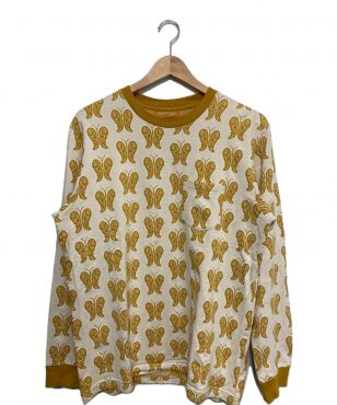 18SS Butterfly Jacquard Top