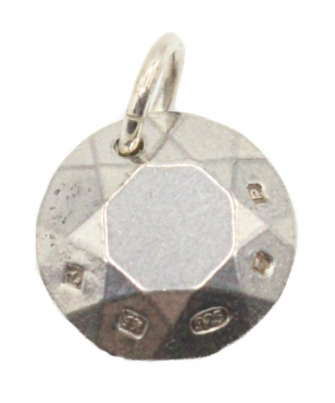 FACETED CHARM