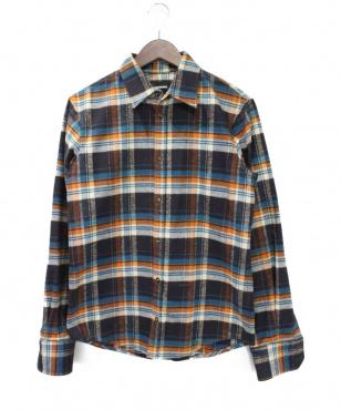 フランネルシャツ