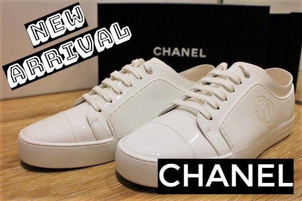 Chanel スニーカー メンズ